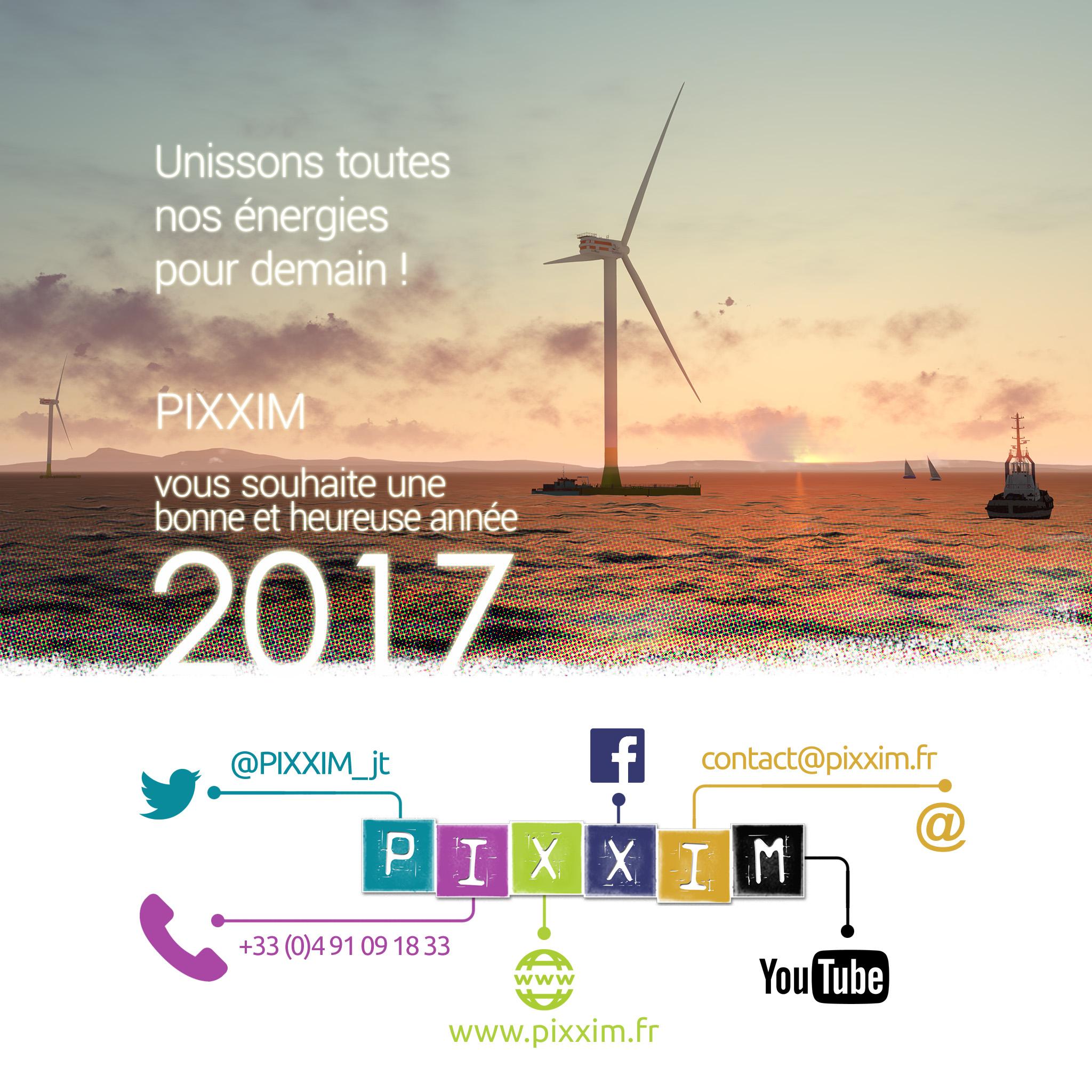 E-CARTE VOEUX 2017